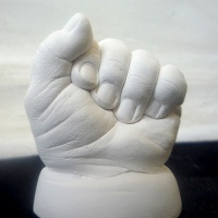 3D Baby Casts - No Frame
